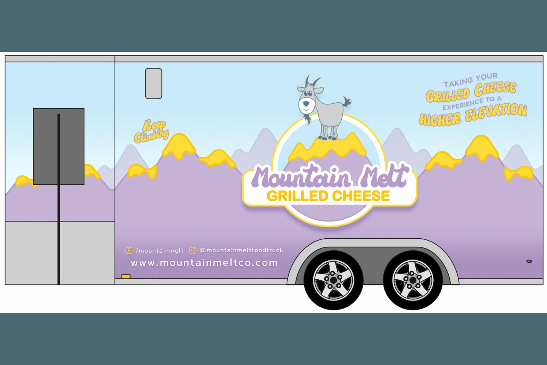 Mountain Melt FOod truck